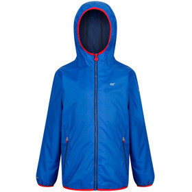 Regatta Lever II Jacket Kids, oxford blue/pepper